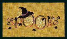 Spooky! 2011   Sweetbriar Needle Design