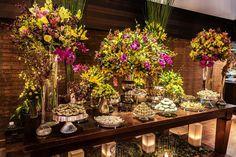 mesa de doces Villa Bisutti casamento