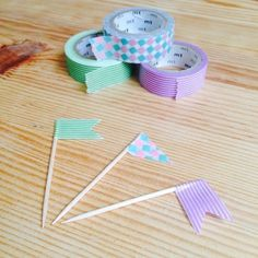 Messagerie - ange-lyne janssen - Outlook Diy And Crafts, Crafts For Kids, Paper Crafts, Diy Birthday, 1st Birthday Parties, Washi Tape Crafts, Masking Tape, Ideias Diy, Festa Party