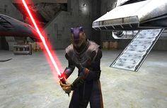 Desann - Dark Jedi antagonist in Star Wars Jedi Knight II: Jedi Outcast.