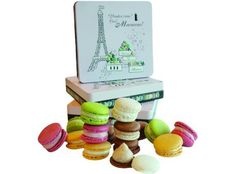 Macarons Macarons, Presents, Corporate Gifts, Basket, Simple, Gifts, Gifs, Macaroons