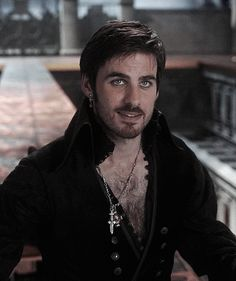 Oh, Colin, what a chest!