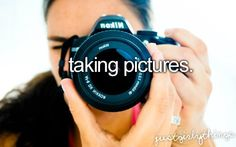 Omg yes! Give me a camera I'll fill your home with memories!! <3 ~Hinata
