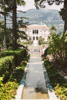 Luxury Wedding Venue on The French Riviera   Image by Christina Sarah Photography