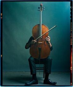 Yo~Yo Ma with the DSO, Orchestra Hall, Wednesday, April 9th, 7:30 PM. A stunning all Dvořák program. Gah! It's December and they are already sold out :( Image: Annie Liebovitz #MrBowerbird