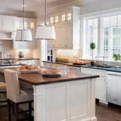 Kitchen - Country Chic