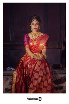 Traditional south Indian bride - PhotonImage, Renuka Makeup artist