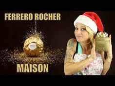 ❅• RECETTE FERRERO ROCHER MAISON | FACILE ET RAPIDE •❅ - YouTube