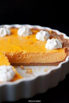Pumpkin tart with ricotta and orange Pumpkin Tarts, Kitchenaid, Ricotta, Thanksgiving, Pie, Pudding, Favorite Recipes, Sweets, Sugar