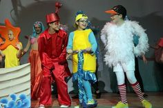 Photos of The Marion Palace Theatre's production of The Little Mermaid jr