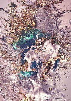 GOLDEN by Leonardoworx , via Behance