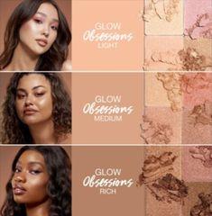 Makeup News, Huda Beauty, Glow, Palette, Face, Tips, Pallets, The Face, Sparkle
