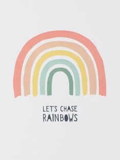 Rainbow Room, Rainbow Art, Rainbow Quote, Rainbow Aesthetic, No Rain, Big Girl Rooms, Over The Rainbow, Wallpaper Quotes, Wall Collage