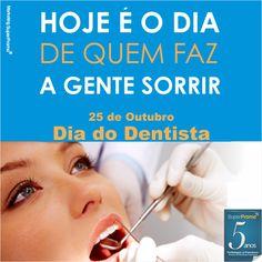 25 de Outubro | Dia do Dentista