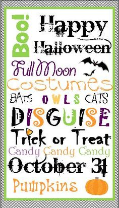 Free printable Halloween Tract!