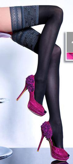 High legs high heels!