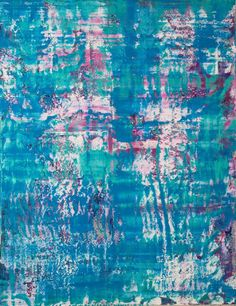 "Saatchi Art Artist: Drew Gaffney; Abstract Acrylic 2013 Painting ""Untitled 610, 2013"""