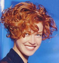 Cool 1000 Images About Cool Short Curly Wavy Hairstyles On Pinterest Hairstyles For Women Draintrainus