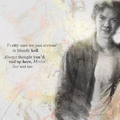 Pretty sure we just arrived in bloody hell. Always thought you'd end up here, Minho but not me. Maze Runner The Scorch, Maze Runner Cast, Maze Runner Series, Thomas Brodie Sangster, Maze Runner Quotes, Teen Wolf Dylan, The Scorch Trials, Book Of Life, Pretty Little Liars