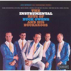 Buck Owens & His Buckaroos - The Instrumental Hits of Buck Owens & His Buckaroos (CD)