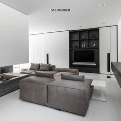 The main players in this functional and yet dynamic location are the exquisite pieces of furniture, curated by experts in home design. Each piece of furniture is selected to enhance a small corner, the purist elegance of a room or the whole living space.  ARCHITECTURE and INTERIOR DESIGN  by STEININGER  KITCHEN - INTERIOR DESIGN - ARCHITECTURE #steiningerdesigners #kitchen #interiordesign #architecture #createnew #create #creating #diningroom #luxurxlifestyle #luxuryhome #millionairehomes… Millionaire Homes, Small Corner, Space Architecture, Interior Design Kitchen, Bespoke, Luxury Homes, Living Spaces, Dining Room, House Design