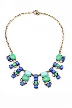 Statement Necklace #patraselections #fashion #accessories