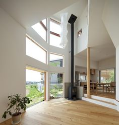 The Frontier House, Japan by Mamiya Shinichi Design Studio