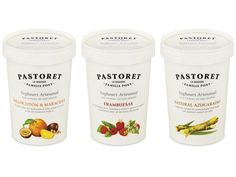 Yoghourts Pastoret 500g #packaging #yogurt