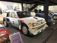 Peugeot Museum Tour in Sochaux, France - http://www.caradvice.com.au/329724/peugeot-museum-tour-in-sochaux-france/