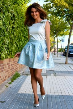 Skirt & Top Oh My Looks / Falda y Top Oh My Looks