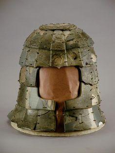 A Qin Helmet (circa 221 to 207 BC.) China