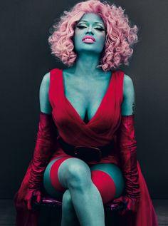 The amazing work of photographer Steven Klein.