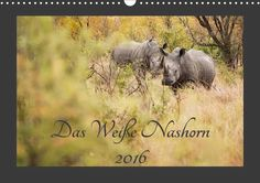 Das Weiße Nashorn - CALVENDO Kalender von Kirsten und Holger Karius: Es gibt sie noch, die Weißen Nashörner, allerdings sind sie immer mehr vom Aussterben bedroht. Die Fotografen Kirsten und Holger Karius, haben diese vom Aussterben bedrohte Art, im größten Nationalpark Südafrikas aufgespürt und aus ihren dort entstandenen Aufnahmen einen Kalender für sie zusammen gestellt.