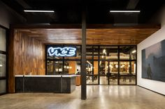 Vice Toronto - designing with brand in mind