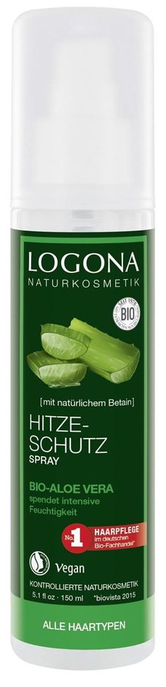 natürliche Pflege Hitzeschutzspray Bio-Aloe Vera: Category: Naturkosmetik>Haare>Haarpflege>Haarpflegespray Item number:…%#Quickberater%