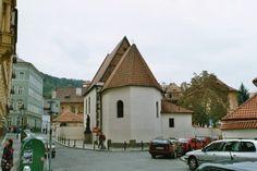 Česko, Praha - Kostel sv.Jana Křtitele Na prádle