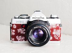 Minolta XG 1 MINT Condition functional vintage 35mm by FolkCamera