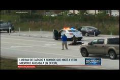 Un Hombre Asesina A Otro Que Estaba Atacando A Un Policía