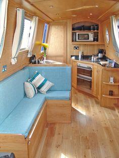 BRAND NEW 48ft Trad Style Narrow Boat