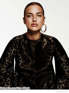 #Irinashayk ##Irinashaykmodel #fashionmodel #celebritygossip #unomatch  like : http://www.unomatch.com/irina-shayk/
