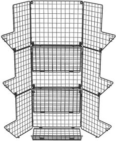 3-Tier Fruit Basket Stand – Sorbus Home 3 Tier Basket Stand, Stackable Wine Racks, Tiered Fruit Basket, Storage Baskets, Kitchen Storage, Faux Grass, Pull Out Drawers, Wine Collection, Household Items