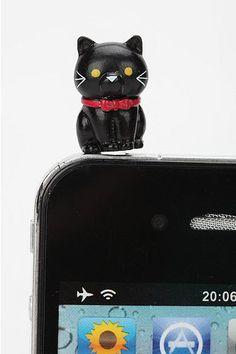 Pop-In Friend iPhone Charm - so cute!