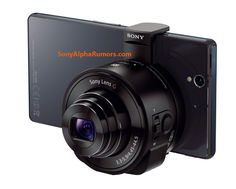 Photos of Sony's Rumored Mobile Device-Mounted Lens-Cameras