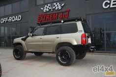 "NISSAN PATROL GR ""Hunter"" By Extrem 4x4 Europe - Rally 4x4 noticias eventos foros todoterreno videos fotos dakar"