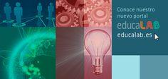 EducaLAB nace con la misión de apoyar a los docentes españoles, de servir de impulso a la innovación educativa, desde el conocimiento y la cercanía, desde los datos y el análisis y desde la investigación, la experimentación y la innovación constante. Su aspiración es convertirse en la plataforma de la educación y la innovación educativa en español y ser el lugar de referencia para los recursos educativos y para los docentes en español.
