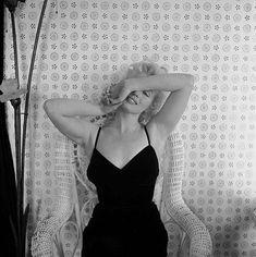 Marilyn Monroe by Cecil Beaton 1956