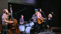 Blind Pilot - Just One (Live in the Bing Lounge)