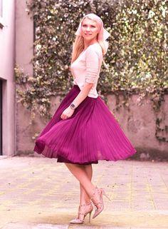 Zhanna Bianca Tulle, My Style, Skirts, Fashion, Oscar De La Renta, Moda, La Mode, Tutu, Skirt