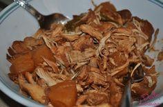 Hawaiian BBQ Chicken Crock Pot Recipe   Daily LeisureDaily Leisure