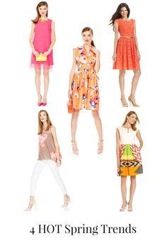 Four of my favorite spring trends - BonBon Rose Girls